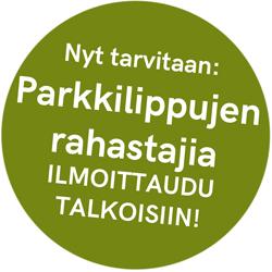 Talkootarve: Parkkilipun rahastajia