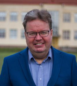 Lähetysjohtaja Mika Tuovinen